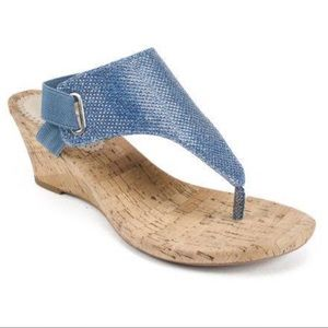 White Mountain Sandals 8.5 All Good Wedge